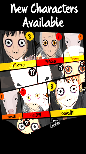 Télécharger Gratuit Momo Horror Clicker apk mod screenshots 1