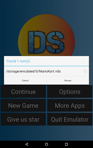Free DS Emulator - For Android pb1.0.3 Screenshots 4