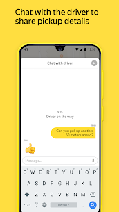 Yandex Go — taxi and delivery 4