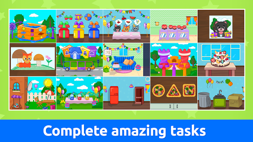 Kids Learning Mini Games: Fun for 2-5 year olds  screenshots 6