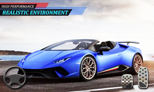 Veneno Car Driving Games Racing 3D Free Drive 1.12 screenshots 4