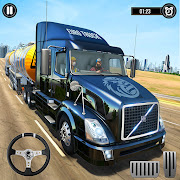 City Oil Tanker: Truck Driving Simulator Games