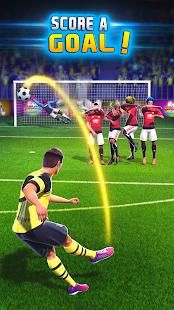 Shoot Goal: World Leagues Soccer Game 2.1.18 screenshots 1