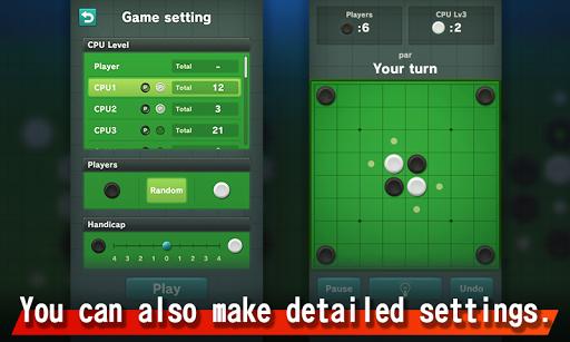 Reversi Free - King of Games 4.0.17 screenshots 3