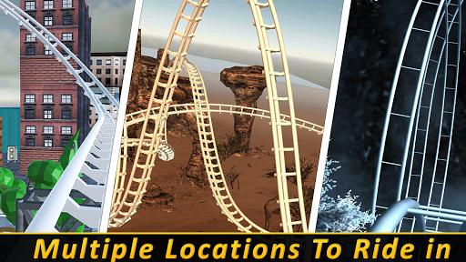 VR Roller Coaster Crazy Rider & Adventure Thrills screenshots 1