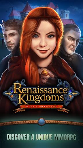 Télécharger Gratuit Renaissance Kingdoms APK MOD  (Astuce) screenshots 1