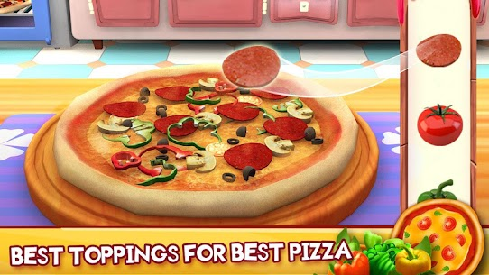 Kitchen Chef Pizza Maker For Pc Or Laptop Windows(7,8,10) & Mac Free Download 2