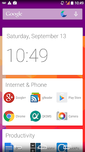 Lightning Launcher Patched APK 5