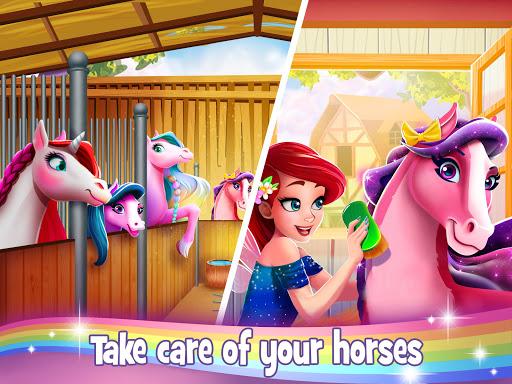 Tooth Fairy Horse - Caring Pony Beauty Adventure  Screenshots 9