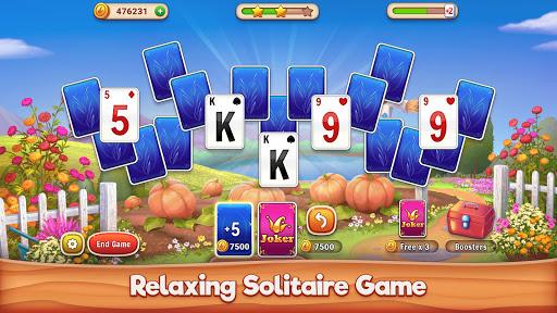 Free Solitaire Farm: Harvest Seasons - Card Game  screenshots 1
