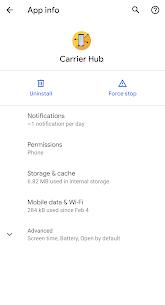Carrier Hub 5.10.3 1
