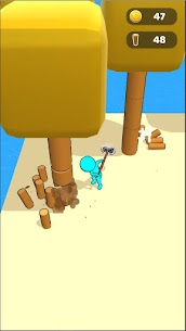 Craftheim – Lumberjack Island Mod Apk 1.7.1 (Free Shopping) 3