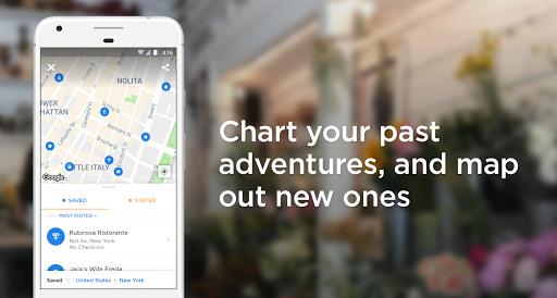 Foursquare Swarm: Check In 6.9.1 Screenshots 5