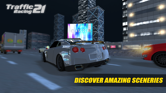 Traffic Racing 21 Apkfinish screenshots 6