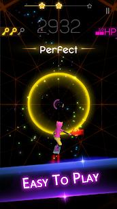Cyber Surfer Mod Apk: Free Music Game – the Rhythm Knight 6