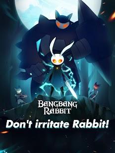 Coniglio bang-bang!  Immagine dello schermo