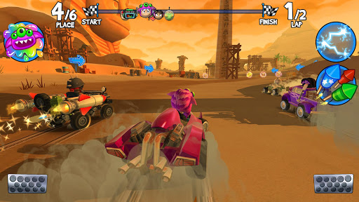 Code Triche Beach Buggy Racing 2 (Astuce) APK MOD screenshots 2