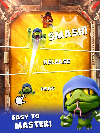 Smashing Four  screenshots 6