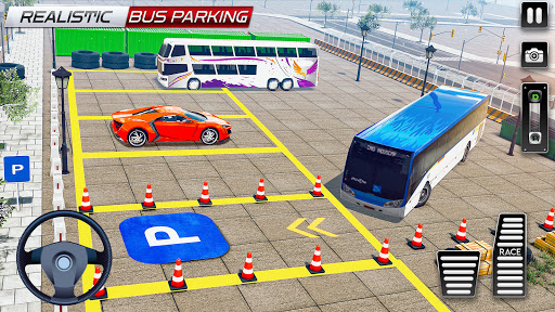 Super Coach Driving 2021 : Bus Free Games 2021  screenshots 11