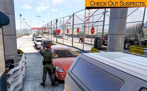 Border Police Patrol Duty Sim Apkfinish screenshots 8