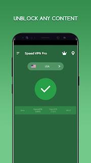 تحميل تطبيق Speed VPN Pro