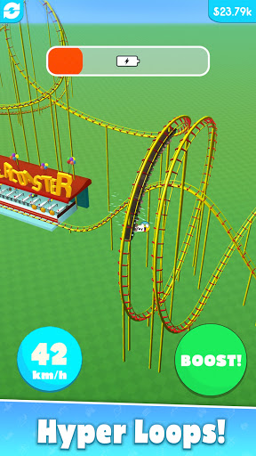 Hyper Roller Coaster 1.5.1 screenshots 3