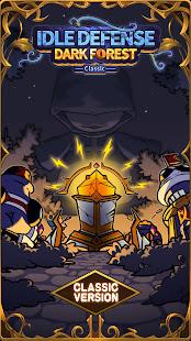 Idle Defense: Dark Forest Classic