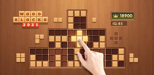 Screenshot of Wood Block 99 - Wooden Sudoku Puzzle