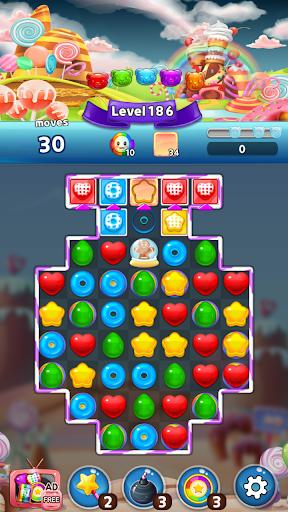 Télécharger Gratuit My Jelly Bear Story: New candy puzzle apk mod screenshots 5