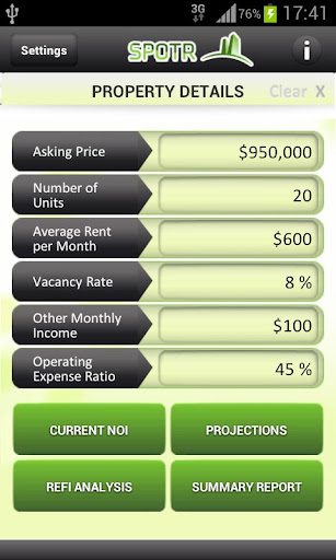 Real-Estate Deal Analyzer Free For PC Windows (7, 8, 10, 10X) & Mac Computer Image Number- 5