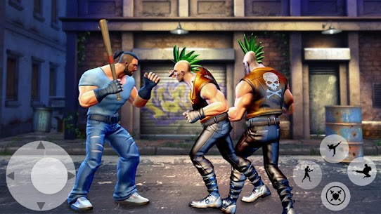 Street Action Fighters Free Fighting Games 3D Apk Download NEW 2021 3