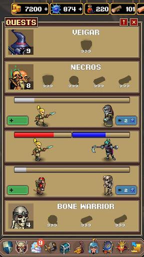 Royal Merchant: Shop Sim RPG 0.882 screenshots 3