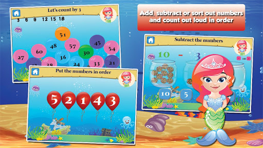 Mermaid Princess Grade 1 Games 3.15 screenshots 2