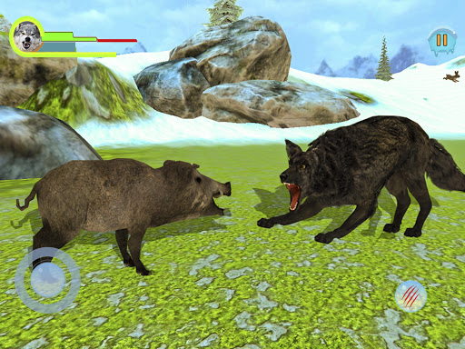 Wildlife Artic Wolf Game - Warewolf Games 2020 0.1 screenshots 9