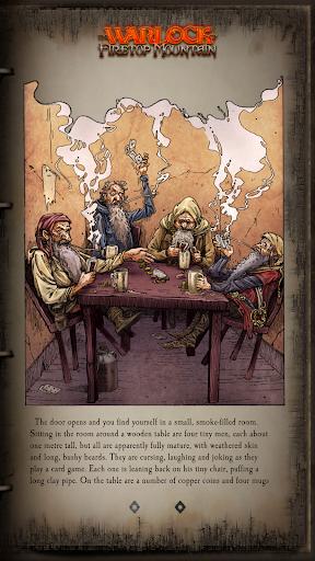 Fighting Fantasy Classics u2013 text based story game  screenshots 3