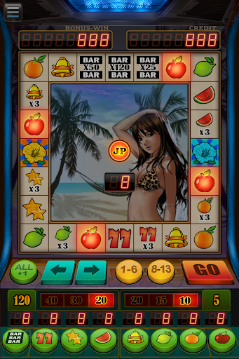 Mari Slots by Higo 1.3.5 screenshots 2