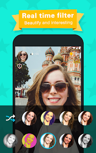 Aloha Voice Chat Audio Call with New People Nearby 1.59 Screenshots 5