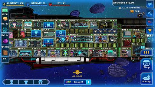 Pixel Starshipsu2122 0.980.1 screenshots 5