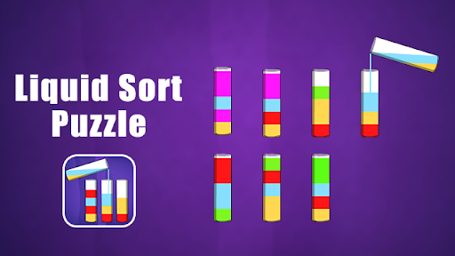 Water Sort Color Puzzle 0.1 screenshots 1