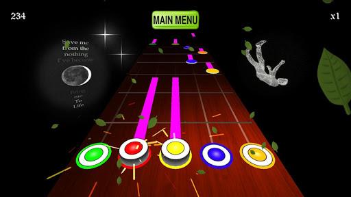 Guitarist : guitar hero battle - Guitar chords 5.0 Screenshots 3