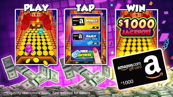 Coin Dozer: Sweepstakes Screenshot