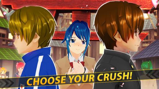 Anime Girl Run - Yandere Survival - Manga Love  screenshots 12