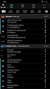 Livescores App – Soccer Sports 2.1 Download APK Mod 2