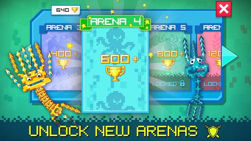 Pixel Sword Fish io  screenshots 11
