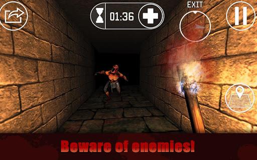 five nights at maze horror screenshot 2