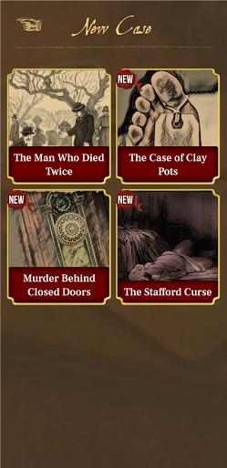 Télécharger Sherlock Mysteries  APK MOD (Astuce) screenshots 2