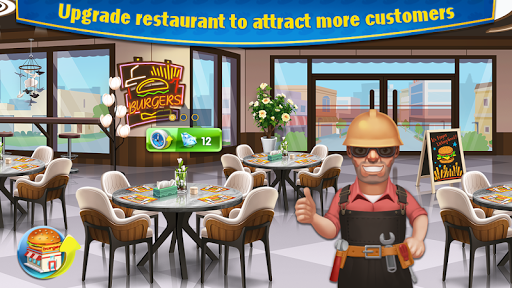 Crazy Cooking - Star Chef screenshots 6
