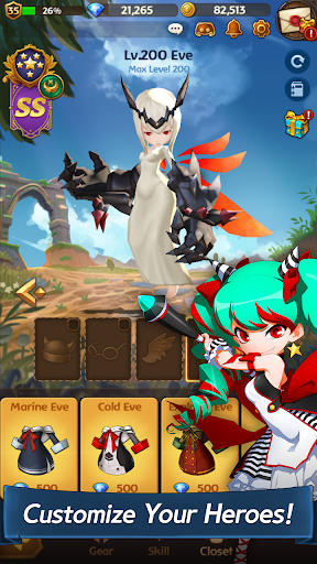 [RPG] Hello Hero: Epic Battle  screenshots 4