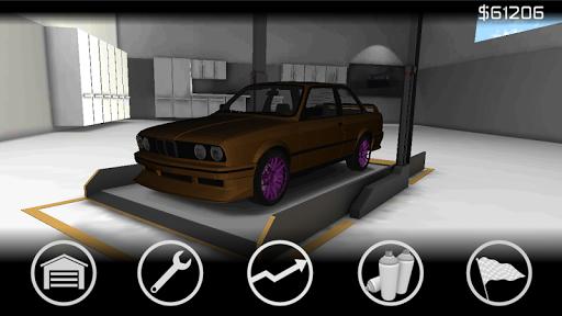 Drifting BMW 2 : Car Racing apkpoly screenshots 5