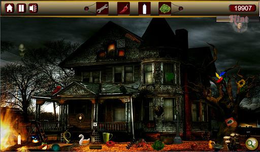 hidden object - the mansion screenshot 1